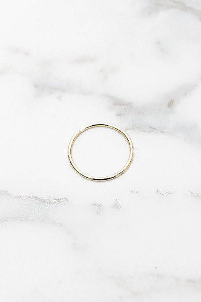Ring - Slim Gold