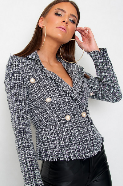 Totally Tweed Blazer