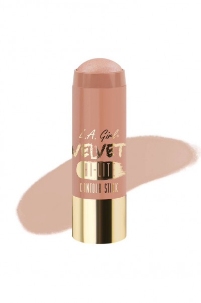L.A. Girl Velvet Hi-Lite Contour Stick - Luminous