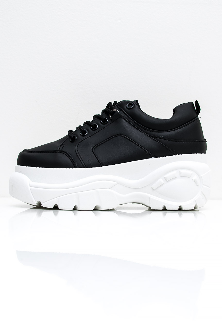 Chunky Sneakers Dodger Black